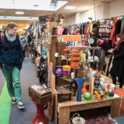 Vintage markt: Jouw Marktkraam