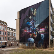 Street Art Exhibition in Sober Collective