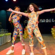 Antilliaanse modeshow meets Afrika