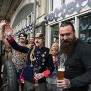 Strips,Beiers bier en Pan-Europees smullen