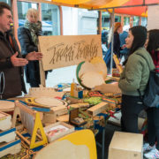 Designer Market bij Station Hofplein