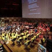 Fontein-leerlingen schitteren in de Doelen: 'Applaus krijgen is lekker'