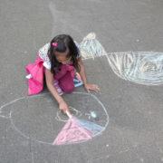 Kinderen als Street Art(iest)