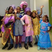 Afrikamiddag in het Klooster