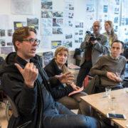 ZOHO ontvangt professionals van Stadmakerscongres
