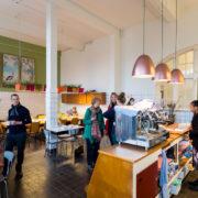 Opening lunchrestaurant De Kok en de Tuinman