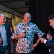 Gebiedscommissie Noord stemt en neemt afscheid van Nikkel en Han