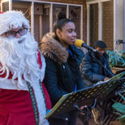 Kerstmarkt in Jan van der Ploeg