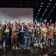 Afscheid Gebiedscommissie, Welkom Wijkraadsleden