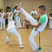 Palestijns-Joodse Capoeiragroep naar Noord