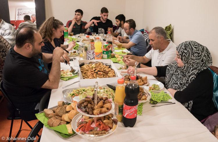 Iftars in het Oude Noorden