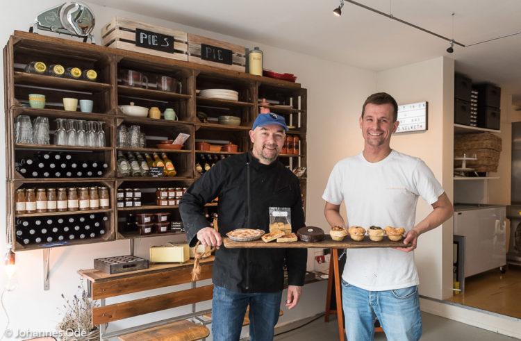 Koek en Pan, culinaire ontdekkingsreizigers