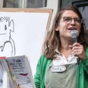 Chantal van Heeswijk, artist zoekt company