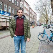 Mohamed Mewafi duikt Agniesebuurt in