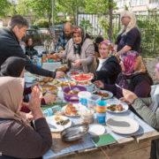 Tuin Bloklandstraat feestelijk geopend