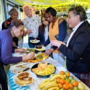 Kaapverdiaans feest in Mozaïek
