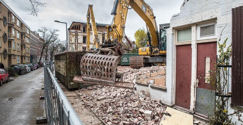 Nieuwe Vinkenstraat blijft sociale woningbouw