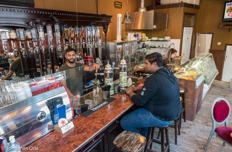 Eetcafé de Punt met jongste uitbater