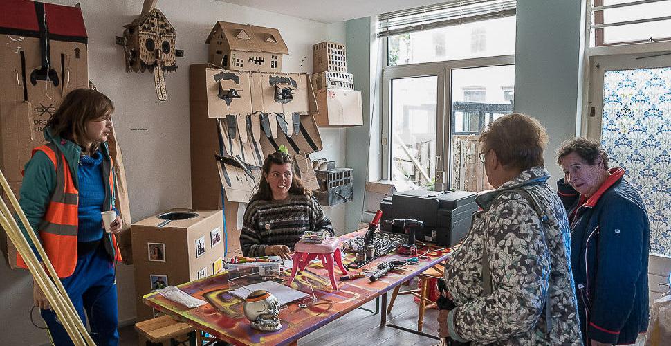 Bewoners Almondestraat op zoek naar oplossingen Woningmarkt