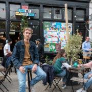 Containerbar verjongt Noordplein