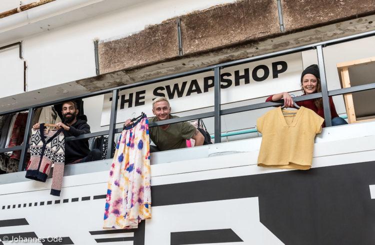 The Swap shop kiest voor circulair
