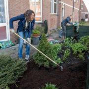 Opknapbeurt voor tuinen van ouderen
