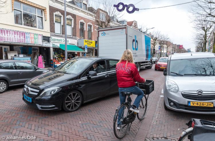 BIZ- Noorderboulevard tegen pilot