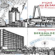 Kunstproject voor 75-plussers in Bergpolder
