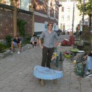 Bewoners maken Willebrordusplein groener