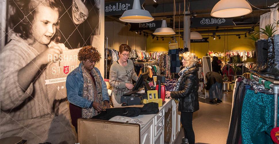 Reshare Store op Zwart Jan