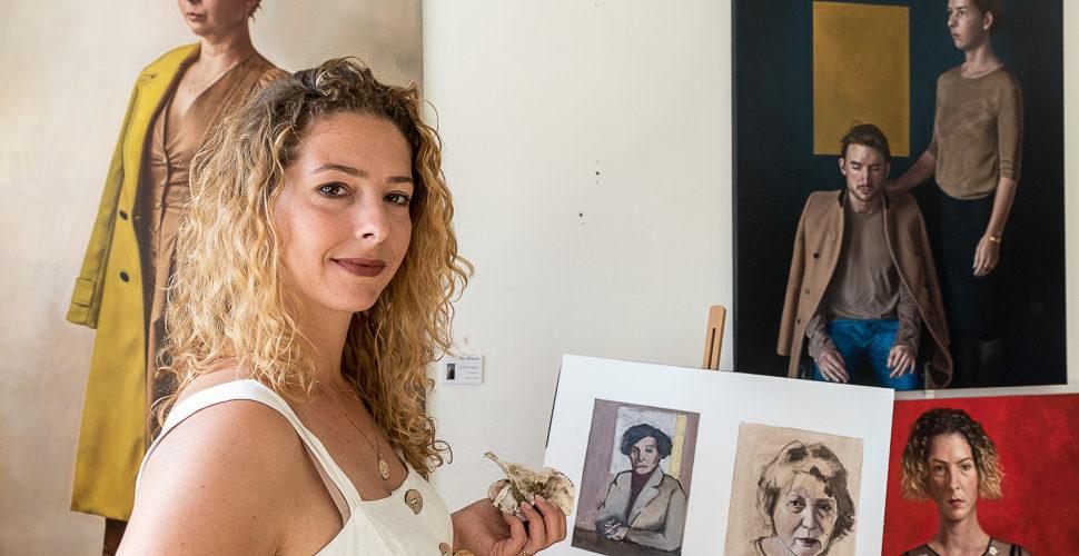 Van portretten naar kunst